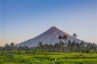 Volcano Mount Mayon