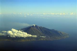 Fuming Volcano