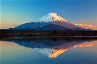 World Heritage Mount Fuji