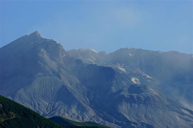 Mt St Helens Raw