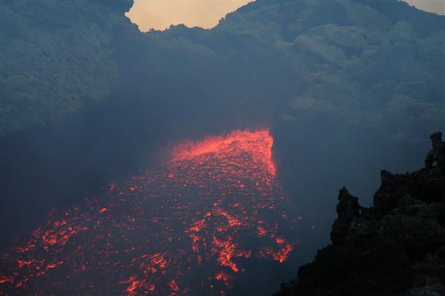 Vulcan Lava