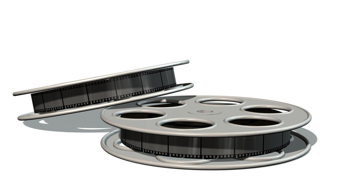Movie Film Reels