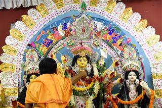 Durga Puja An Annual Festival