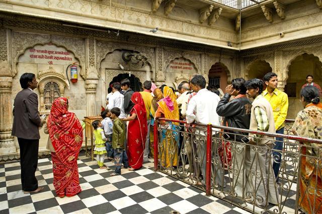 God Temple India