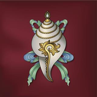 Conch Shell Shankha