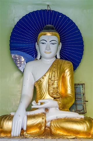 Buddha In Burmese Style