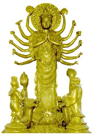Guanyin Gold