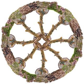 Dharmachakra Sky Wheel