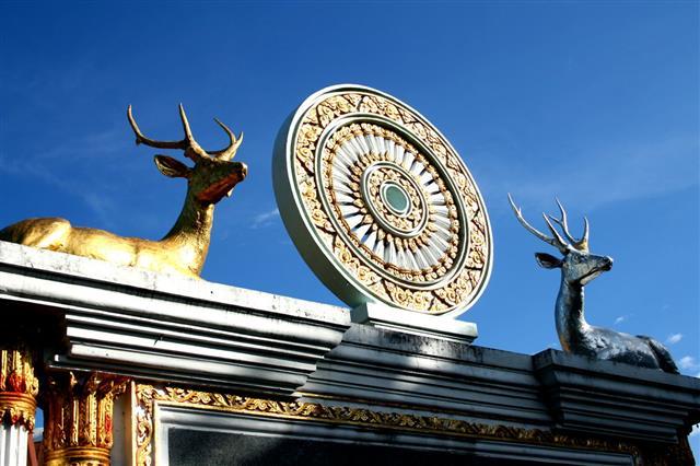 Wheel Of Dharma Thailand