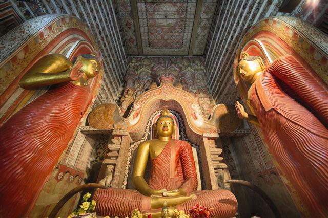 Big Buddha Statues