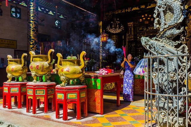 Kheng Hock Keong Temple
