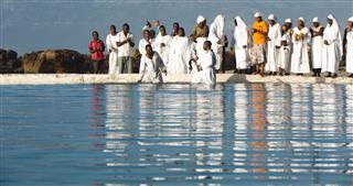 Baptism Ritual