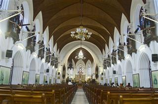 Santhome Church Chennai Tamil Nadu