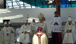Bishop Ordination Rite
