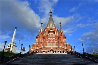 St Michaels Cathedral Izhevsk