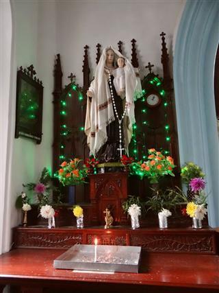 St John Church Dalhousie