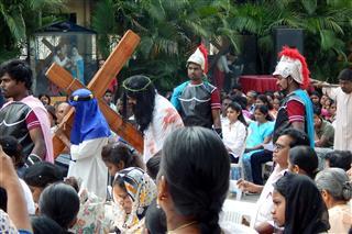 Christians Celebrate Good Friday