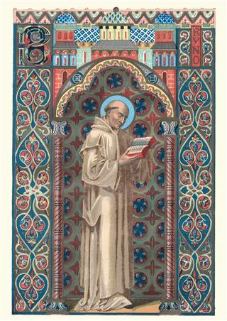 Saint Bruno Of Cologne