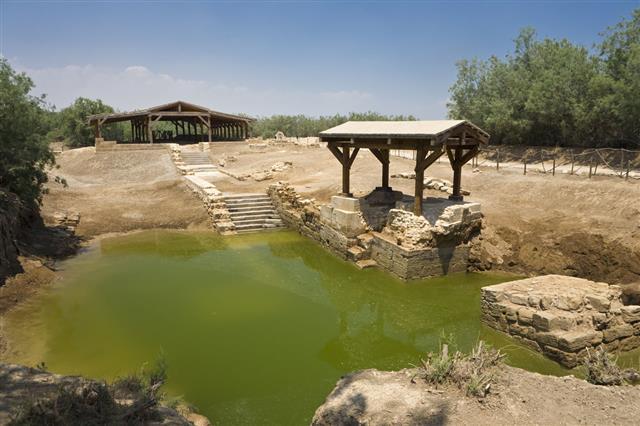 Christs Baptism Site