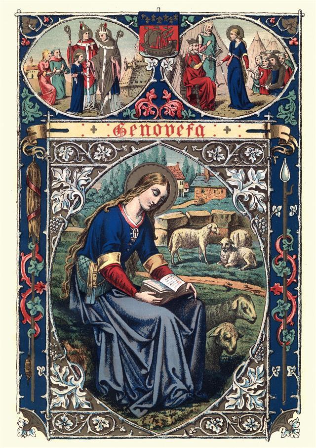 Saint Genevieve