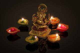 Indian Celebration Of Diwali