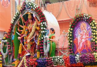 Ujjaini Mahankali Temple