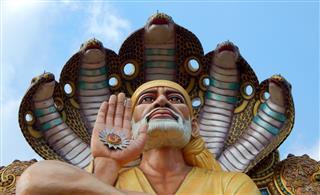 Shiridi Sai Baba Statue