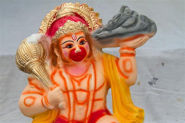 Statue Of Hanuman