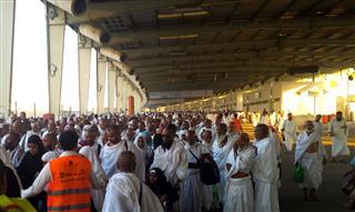 Hajj Group Of Pilgrims