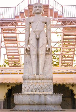 Indore Bahubali Statue