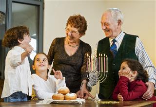 Hanukkah Judaism