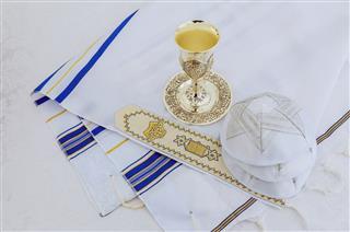 Prayer Shawl Tallit