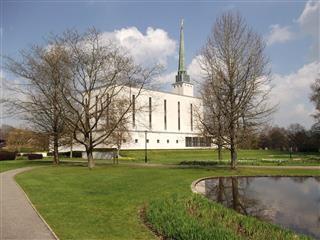 London Mormon Temple
