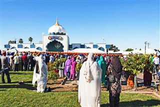 Sikh Temple Festival