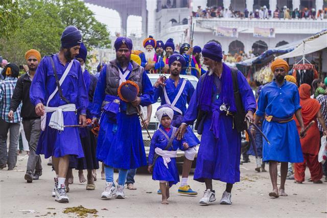 Hola Mohalla Festival Anandpur