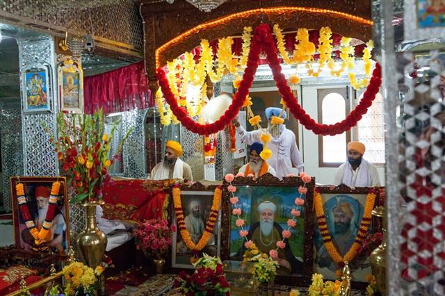 Gurudwara Mandi