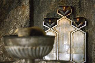 Zoroastrian Temple Iran