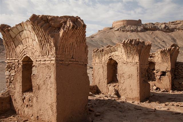 The Zoroastrian Center Of Yazd