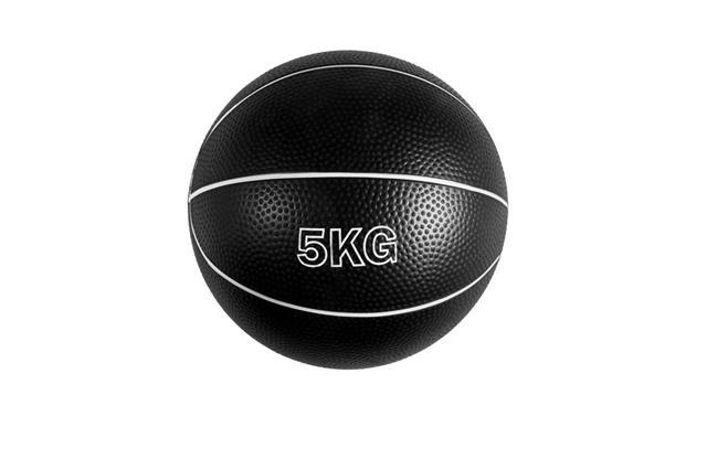 Black Medicine Ball