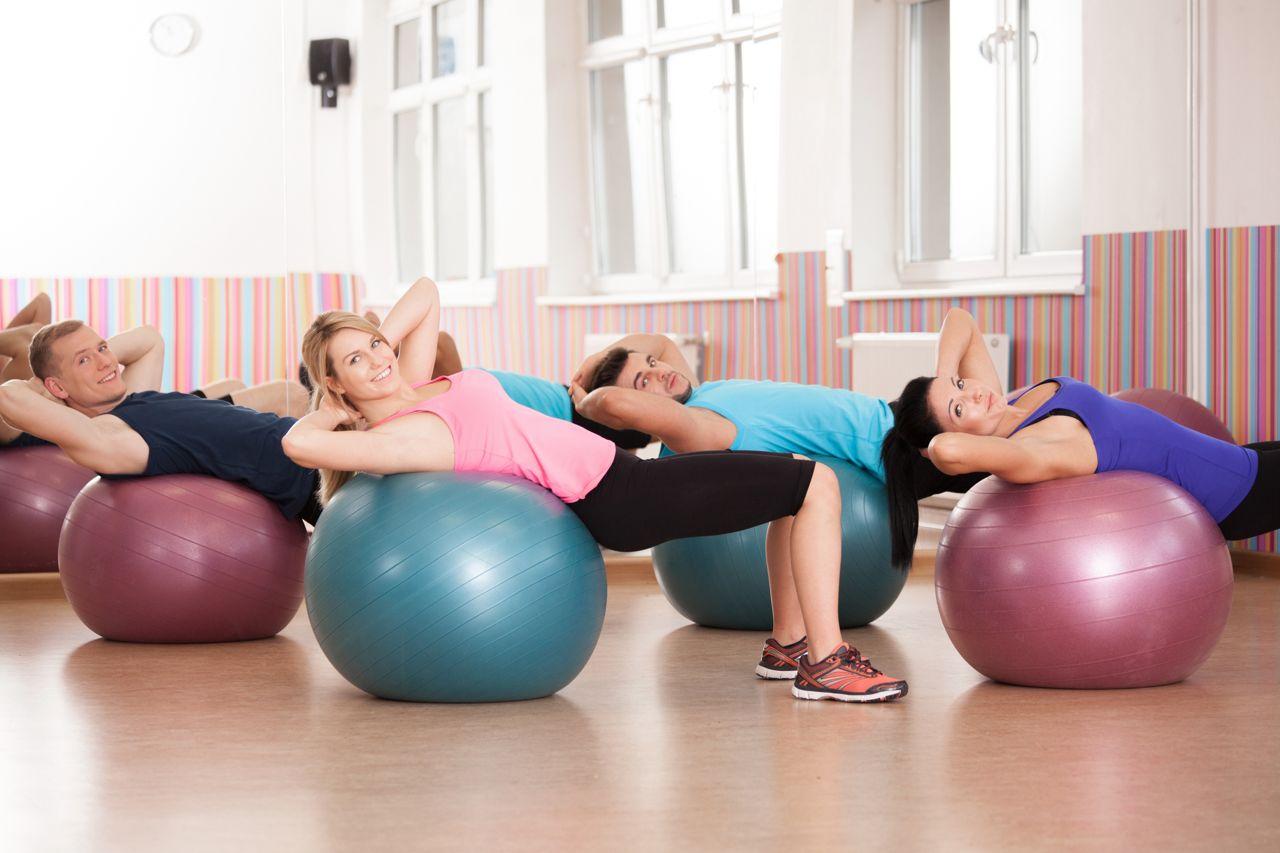 aerobic exercise examples