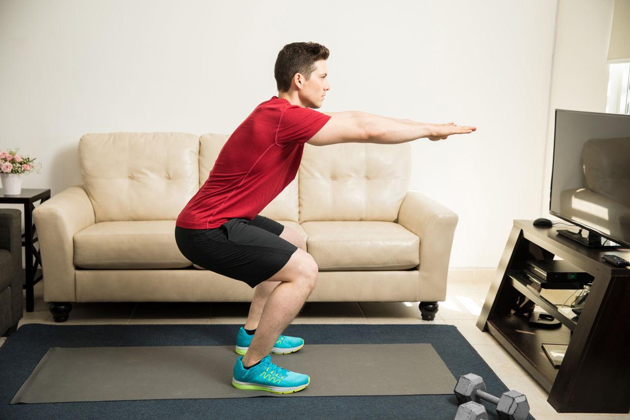 Buttocks Exercises for Men