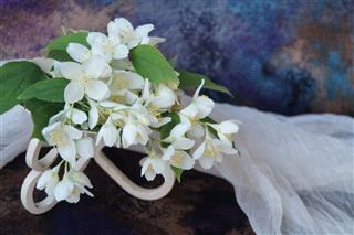 Jasmine Floral Arrangement