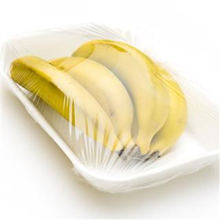 Bananas On Tray