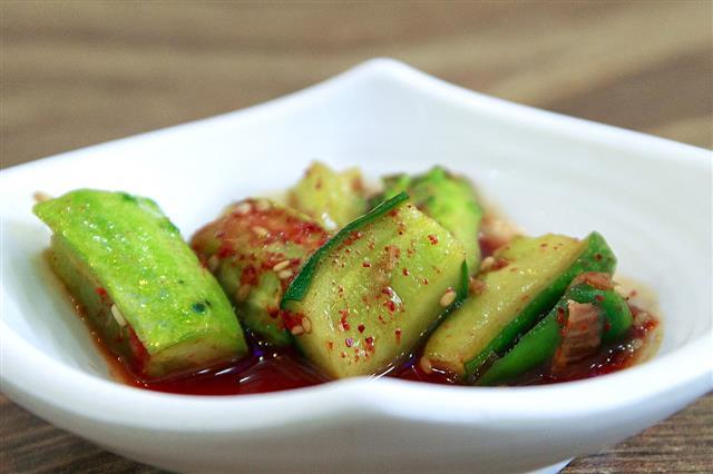 Cucumbers Salads