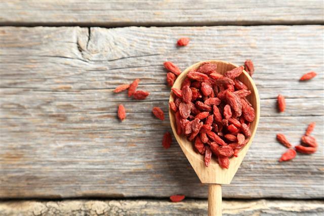 Dry Goji Berries