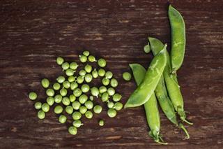 Beans And Bean Pod