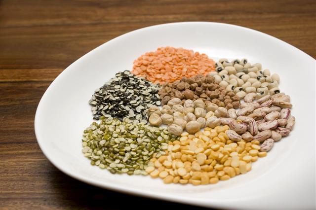 Indian Pulses Lentils