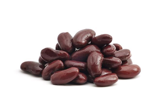 Pile Of Kidney Beans