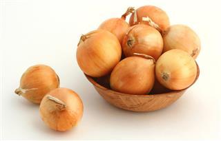 Onions bowl
