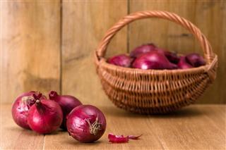 Onions,Onions basket